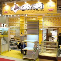 Стенд Cryspi, «Shop design-2008»