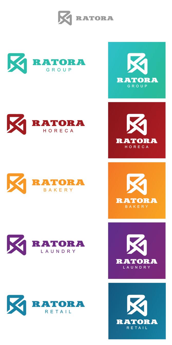 логотип компании RATORA